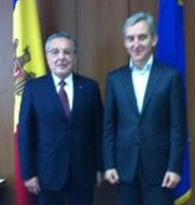 rencontre en moldavie